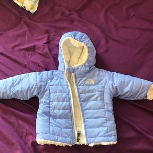 North Face Baby Girl Jacket